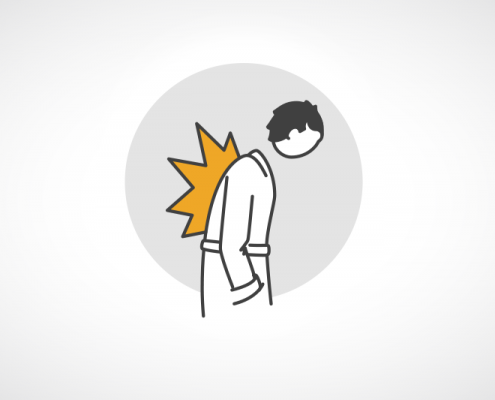 Rückenschmerzen sind die häufigste Ursache für eine Therapie im Gasteiner Heilstollen