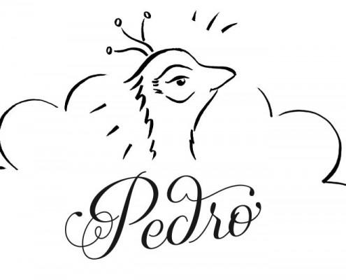 GfK-Kinderbuch, Illustration und Lettering: Pedro, der Schöne.