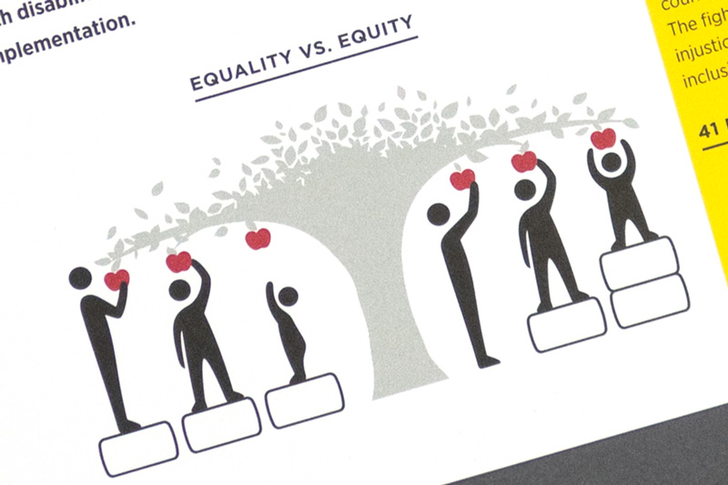 Gleichheit vs. Gerechtigkeit